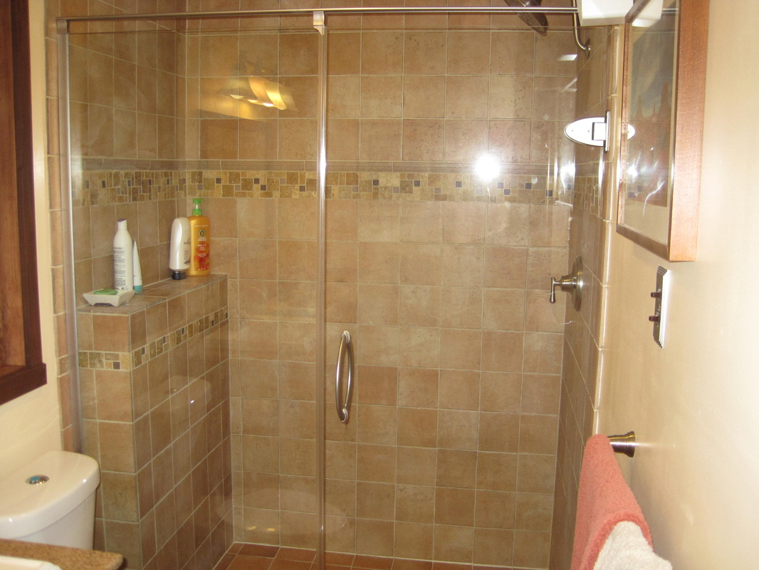 Walk In Tile Shower Designs Without Doors